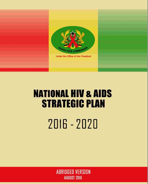 National HIV & AIDS Strategic Plan 2016 - 2020 Abridged Version