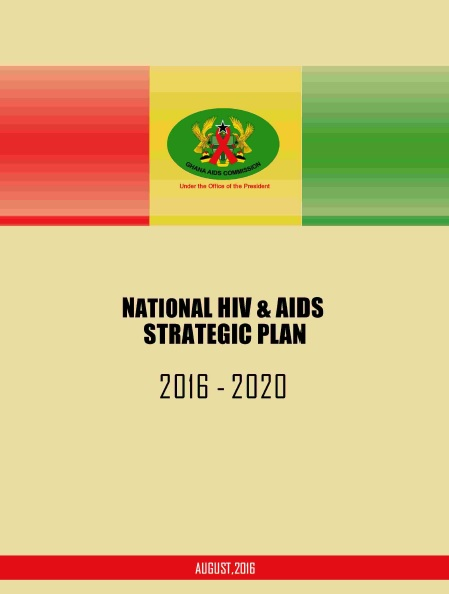 National HIV & AIDS Strategic Plan 2016 - 2020