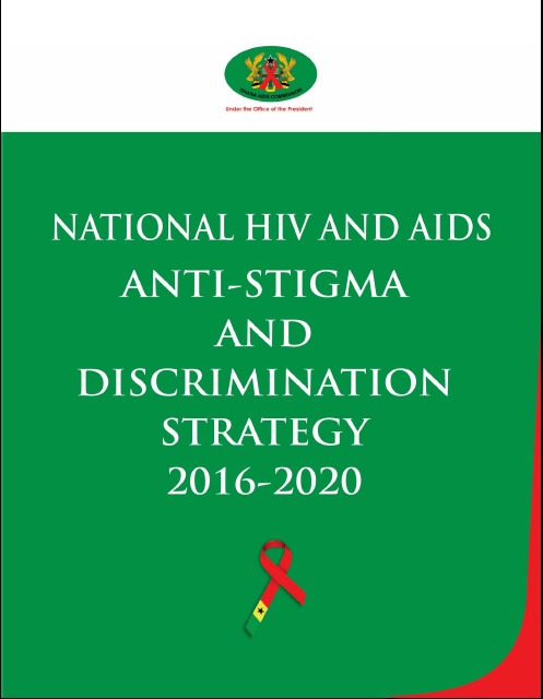 National HIV and AIDS Anti-Stigma and Discrimination Strategy 2016-2020