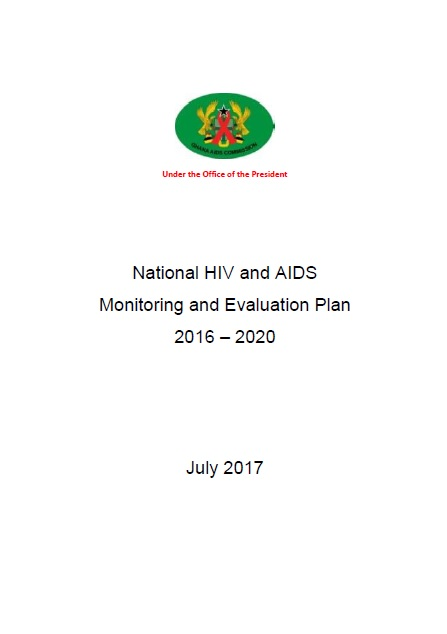 National HIV and AIDS Monitoring and Evaluation Plan 2016 - 2020