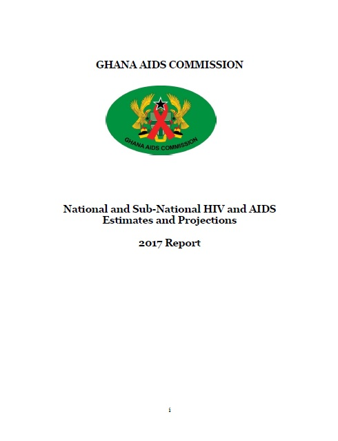 National and Sub-National HIV and AIDS Estimates and Projections 2017 Report